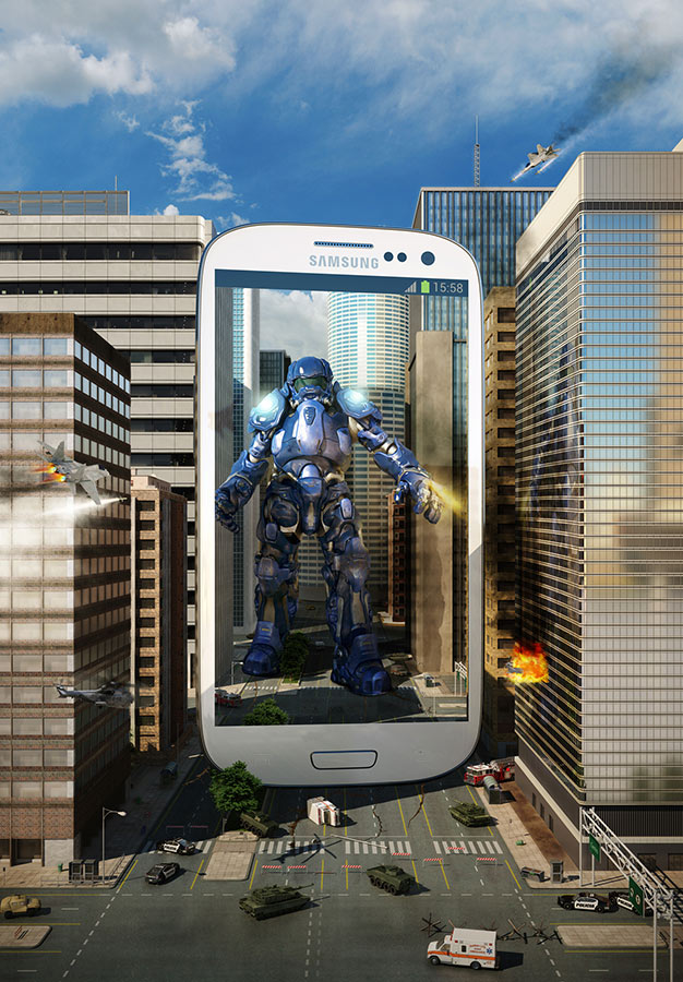 ROBOT-SAMSUNG